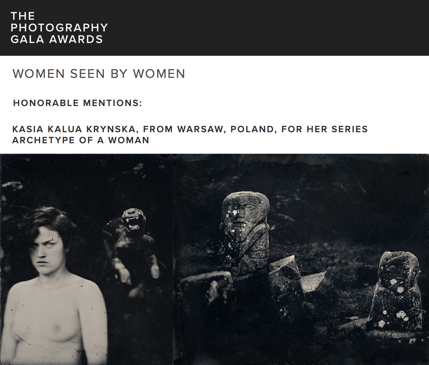 woman seen by woman krynska