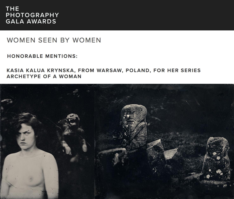 woman seen by woman krynska